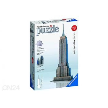 3D palapeli EMPIRE STATE BUILDING