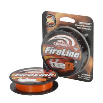 Berkley Fireline Orange