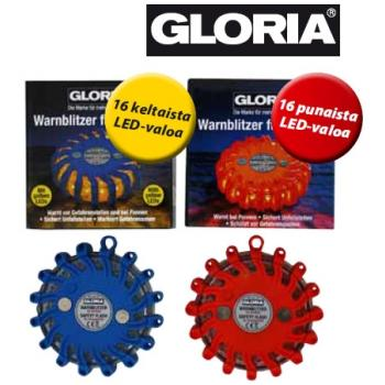 Gloria Safety Flash Varoitusvilkku