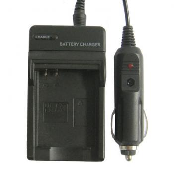 2 in 1 Digital Camera Battery Charger for KYO BP760S
