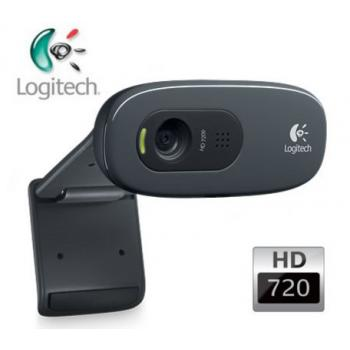 Logitech Webcam C270 HD web-kamera
