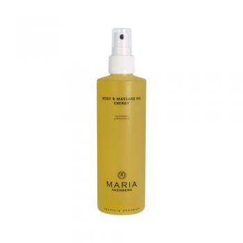 Vartaloöljy Energy Body & Massage Oil 250 ml Maria Åkerberg